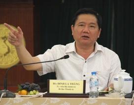 Bí thư Thăng đề nghị điều chỉnh giờ bay để giảm ùn tắc Tân Sơn Nhất