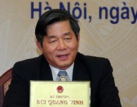 Bộ trưởng Bùi Quang Vinh: Doanh nghiệp vẫn cần có con dấu
