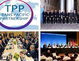 Các nhà lãnh đạo TPP ra tuyên bố chung sau khi kết thúc đàm phán