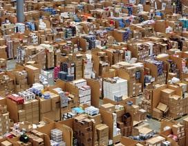 """Bên trong kho hàng """"khổng lồ"""" của Amazon trước ngày Black Friday"""