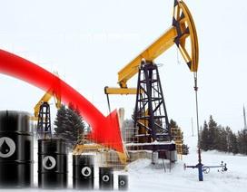 """Giá dầu liên tục """"thủng đáy"""", Việt Nam hưởng lợi?"""