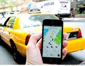 """Tổng cục Thuế: """"Dứt khoát phải thu thuế của Uber"""""""