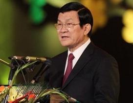 Chủ tịch nước: Việt Nam nên có quỹ bình ổn giá dầu