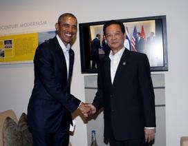Vấn đề kinh tế nào được nhắc tới trong cuộc hội kiến giữa Thủ tướng và Tổng thống Obama?