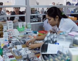 Một tháng cả nước sử dụng hết gần 400 triệu USD tiền thuốc