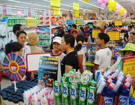 Siêu thị nội: Mất hàng trăm tỷ đồng bình ổn, giá vẫn cao hơn siêu thị ngoại