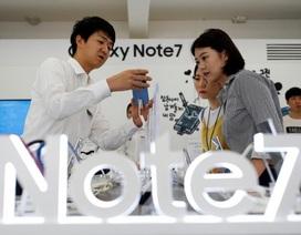 Gần 13.000 chiếc Note 7 đã được bán ra tại thị trường Việt Nam