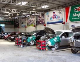 Hàng ngàn gara ô tô lo bị ảnh hưởng vì điều kiện kinh doanh?