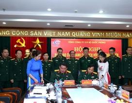 Đại tá Phùng Quang Hải thôi chức Chủ tịch Tổng công ty 319