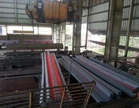 Công nghệ ngành thép trong nước còn thấp so với khu vực và thế giới