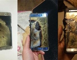 Đã thu hồi 12.600 chiếc điện thoại Galaxy Note 7