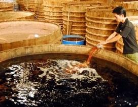 Vinastas cải chính thông tin về khảo sát nước mắm