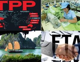 TPP và FTA với EU giúp Việt Nam bù đắp thâm hụt thương mại?