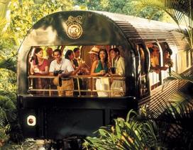 Khám phá những chuyến tàu sang trọng có giá siêu đắt