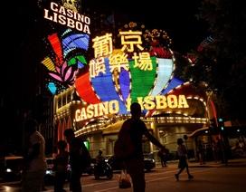 """""""Vận đen"""" đeo bám trung tâm cờ bạc lớn nhất thế giới"""