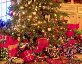 Giới triệu phú chi bao nhiêu tiền mua quà Giáng sinh?