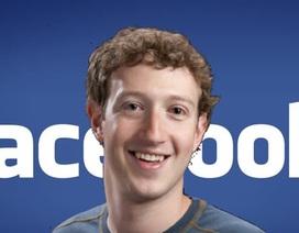 """Ông chủ Facebook """"leo lên"""" vị trí người giàu thứ 4 thế giới"""