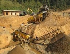Cao Bằng cấp phép khai thác khoáng sản tràn lan