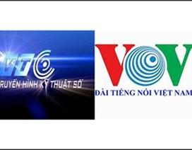 Chính thức chuyển giao nguyên trạng VTC về VOV