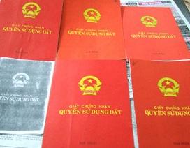 Sở TN-MT Hà Nội cảnh báo người dân sau vụ mất 3.000 phôi sổ đỏ