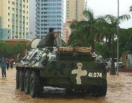 """Quảng Ninh ngập lụt """"khủng khiếp"""" do hệ thống thoát nước lỗi thời?"""