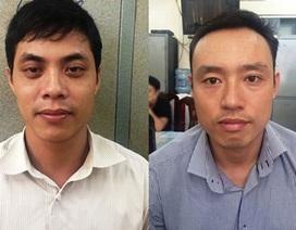 """Hà Nội: Bắt giữ 3 nhân viên công ty """"ăn"""" 20 tấn thịt lợn"""