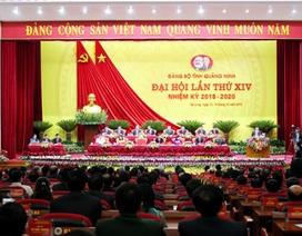 Quảng Ninh khai mạc Đại hội Đảng bộ lần thứ XIV