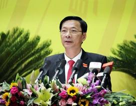 Ông Nguyễn Văn Đọc tái đắc cử chức danh Bí thư Tỉnh ủy Quảng Ninh