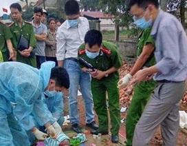 Học sinh giỏi quốc gia chết bất thường bên bờ sông