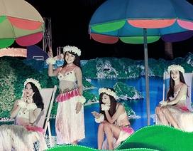 5 hoa hậu sẽ tham gia Lễ hội Carnaval Hạ Long - 2016