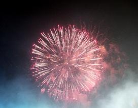 Sẽ bắn pháo hoa tầm cao trong Carnaval Hạ Long 2016