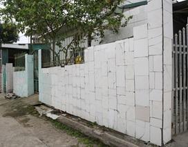 Lạ lùng dân đua nhau ốp gạch men kín mít tường nhà
