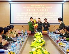 Đại tá Nguyễn Duy Ngọc làm Phó Tổng cục trưởng Tổng cục Cảnh sát