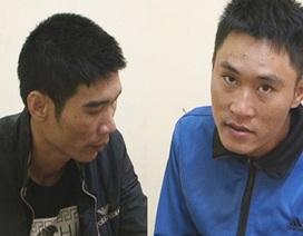Bị nạn nhân giằng lại tài sản, hai tên cướp rút dao đâm