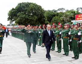 Quân đội nhân dân Việt Nam bảo vệ vững chắc chủ quyền thiêng liêng của Tổ quốc