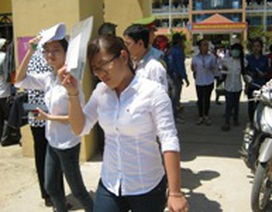 ĐH Quảng Bình: Điểm thi cao hơn năm trước