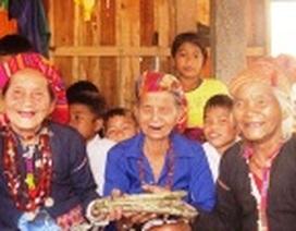 Nét độc đáo trong lễ cưới của người Vân Kiều