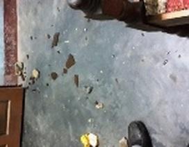 Gần 20 thanh niên đập phá trụ sở, đánh trọng thương cán bộ xã