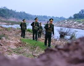 """""""Bộ đội nơi biên giới, bộ đội trong lòng dân"""""""