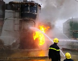 Vụ cháy nhà máy gỗ: Lửa bùng phát từ hệ thống cấp nhiệt