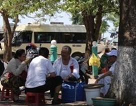 """Nóng bức ngột ngạt ở """"xứ sở gió Lào"""""""