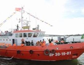 Vận hành tàu tuần tra, cứu nạn hiện đại