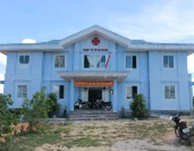 Quảng Trị: Trạm Y tế mới đưa vào sử dụng đã xuống cấp