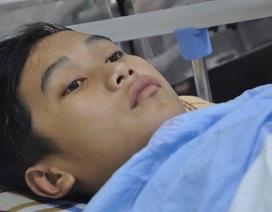 Cậu bé 16 tuổi nguy kịch vì viêm loét hành tá tràng