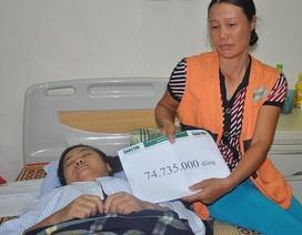 Hơn 74 triệu đến với em Trần Thị Thùy Linh