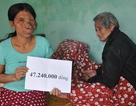 Hơn 47 triệu đến với người đàn bà mà trẻ con gặp là… bỏ chạy