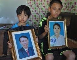 Bố mẹ lần lượt qua đời, hai đứa trẻ bơ vơ bên bà nội già yếu