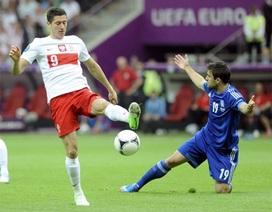 Ba Lan chia điểm với Hy Lạp trong sự tiếc nuối cho cả hai