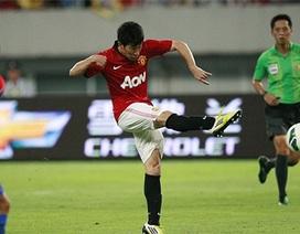 Kagawa ghi bàn duy nhất giúp MU thắng Thân Hoa Thượng Hải