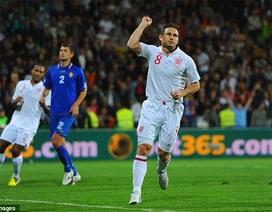 """Anh đại thắng """"5 sao"""" trên sân của Moldova"""